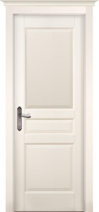 двери валенсия эмаль белая глухая