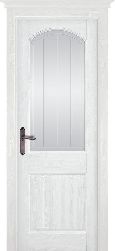 двери эмаль белая